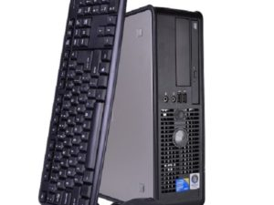 Dell Optiplex 760 - Core Duo 2,50 GHz - Wifi